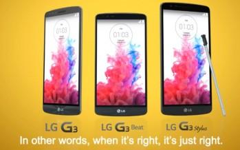 LG G3 Stylus — реальный конкурент Samsung Galaxy Note 4