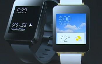 LG G Watch 2 — реальный конкурент Apple iWatch