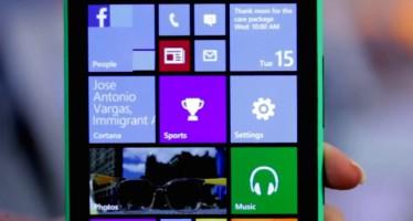 Обновление Windows Phone 8.1 для Nokia Lumia 520 или Lumia 925