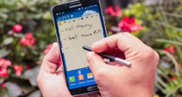 Samsung Galaxy Note 4 будет распознавать рукописные записи