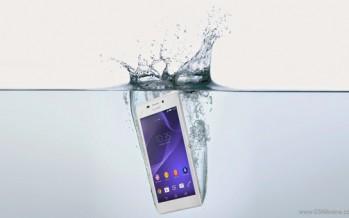 Sony Xperia M2 Aqua: очередной водонепроницаемый смартфон