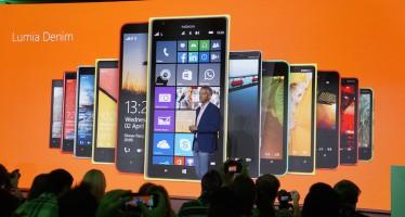 Обновление Lumia Denim от Microsoft