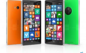 Nokia Lumia 730 и Lumia 830: первый взгляд на IFA 2014