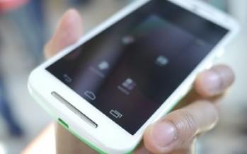 Обзор Motorola Moto G / Совсем не бюджетный смартфон
