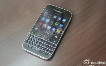 BlackBerry Classic выйдет 24 сентября