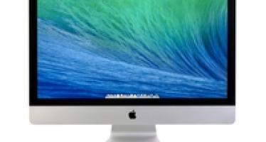 Новый Apple iMac 27 оценили в $2500