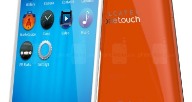 Alcatel One Touch Fire E на базе Firefox OS уже в России!