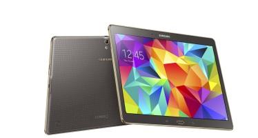 Планшет Samsung Galaxy Tab S 10.5 получил поддержку LTE-A.