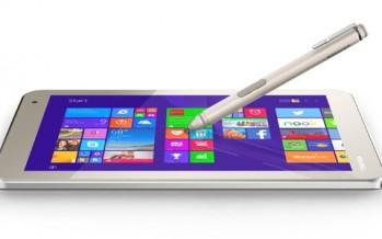 Планшеты Toshiba поддерживают технологию Wacom