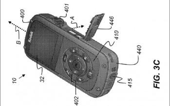 Apple получила патент на экшн-камеру