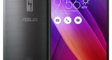 Смартфон ASUS ZenFone оснащен 4 Gb ОЗУ