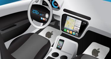 Apple начала разработку своего электромобиля