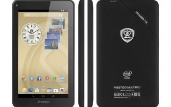 Prestigio выпустила очередной планшетник по доступной цене MiltiPad Thunder 7 0i