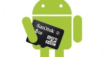 Android 6.0 Marshmallow позволяет использовать MicroSD карту в качестве встроенной памяти