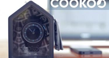 Часы Cookoo отличное дополнение к смартфону.
