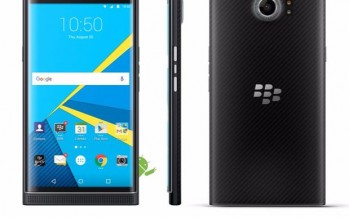 Официально: BlackBerry Priv — спецификации, цена и дата выпуска