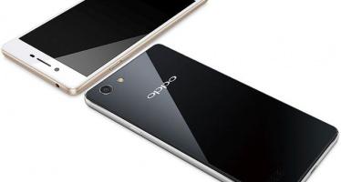 Oppo Neo 7: смартфон начального уровня с 5-дюймовым экраном и Snapdragon 410