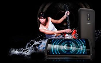 Xolo Q700 Club — новый смартфон, который не боится пыли и воды.