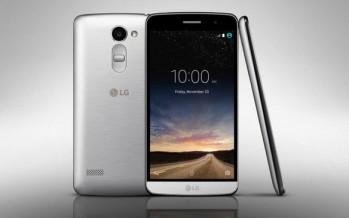 LG Ray: 5.5-дюймовый смартфон среднего класса