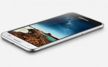 Samsung Galaxy J3⑥: эксклюзив для Китая с 5-дюймовым AMOLED-дисплеем и 2600 мАч батареей