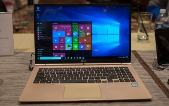 Обзор LG Gram 15: самый легкий 15-дюймовый ноутбук в мире