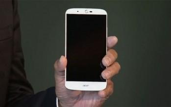 Acer анонсирует смартфон Liquid Zest Plus с батареей на 5000 мАч