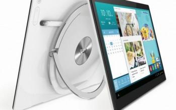 Alcatel Xess — 17-дюймовый Android планшет поступит в продажу 22 апреля по цене 499$