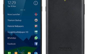 Nokia A1: эксклюзивные изображения Android смартфона среднего класса