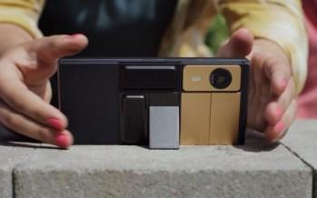 Модульный смартфон Google Project Ara поступит в продажу в 2017 году