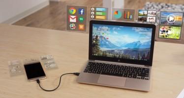Как использовать смартфон в качестве ноутбука? Superbook поможет в этом