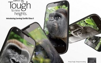 Corning Gorilla Glass 5: еще более прочная защита экрана смартфона