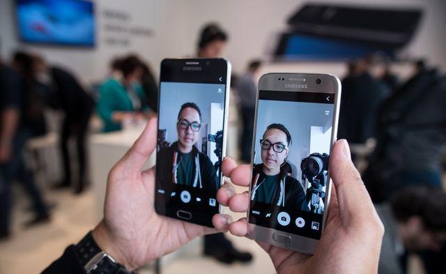 Как работает сканер сетчатки глаза Samsung Galaxy Note 7?