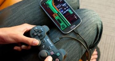 Как подключить геймпад к Android?