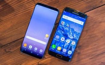 Сравнение Samsung Galaxy S7 Edge и S8: какой купить?