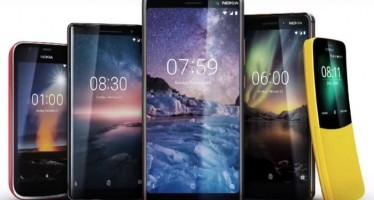 День возрождений: Nokia 8 Sirocco, Nokia 7 Plus и Nokia 8110 из Матрицы