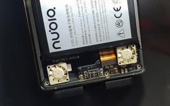 Nubia представила прототип игрового смартфона