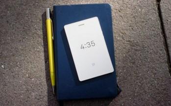 Light Phone 2: компактность и 4G-скорость на электронных чернилах