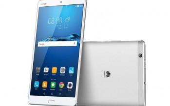 Huawei представила планшет MediaPad M5 с процессором Kirin 960