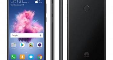 Обзор смартфона Huawei P Smart: элегантный, быстрый, но…