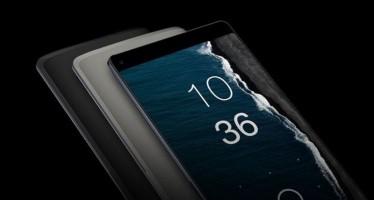 Концепт-смартфон Gravity: стильный перевёртыш