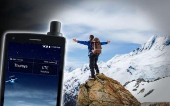Спутниковый Android-смартфон? Анонс Thuraya X5-Touch