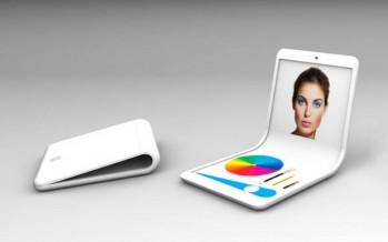 Гибкий смартфон от Apple всё же ждать?