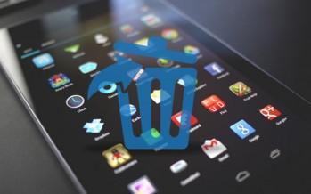Как удалить приложение с Андроида