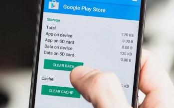Как на Андроиде почистить кэш