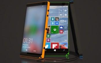 Surface Phone обещает стать возвращением года