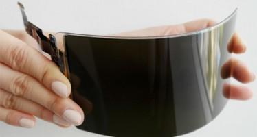 Samsung создал ударопрочный гибкий OLED-дисплей