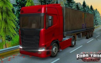 Лучший симулятор грузового автомобиля Euro Truck Driver 2018