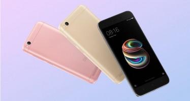 Бюджетный смартфон от лидера продаж: Xiaomi Redmi 5A