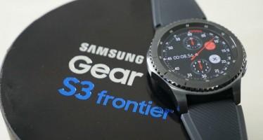 Обзор смарт-часов Samsung Gear S3 Frontier