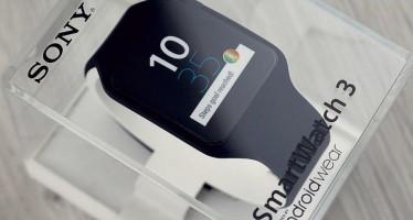 Обзор Sony SmartWatch 3 SWR50: пришло время нового стиля